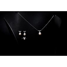 Fresh water pearl Set (1)