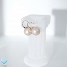 925 Sliver Fresh Water Pearl Earring