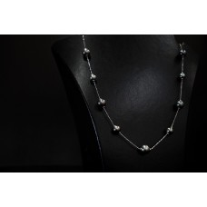 Moveable Tahitian Pearl Necklace