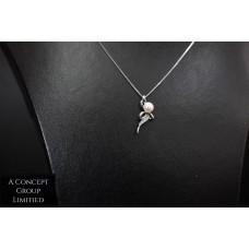 925 Sliver Fresh Water Pearl Pendant
